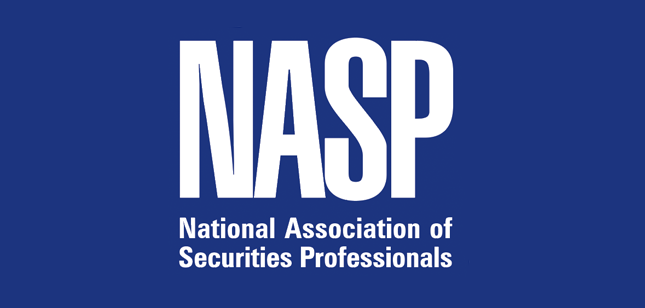 Chas Burkhart Speaks at NASP 32nd Annual Financial Services Conference